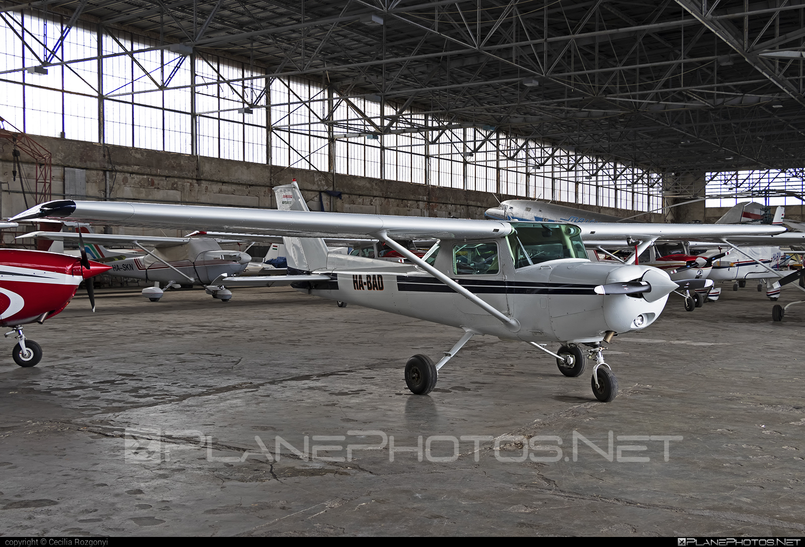 Reims FA152 Aerobat - HA-BAD operated by Private operator #cessna152 #cessna152aerobat #cessnaa152aerobat #reims #reimsfa152 #reimsfa152aerobat