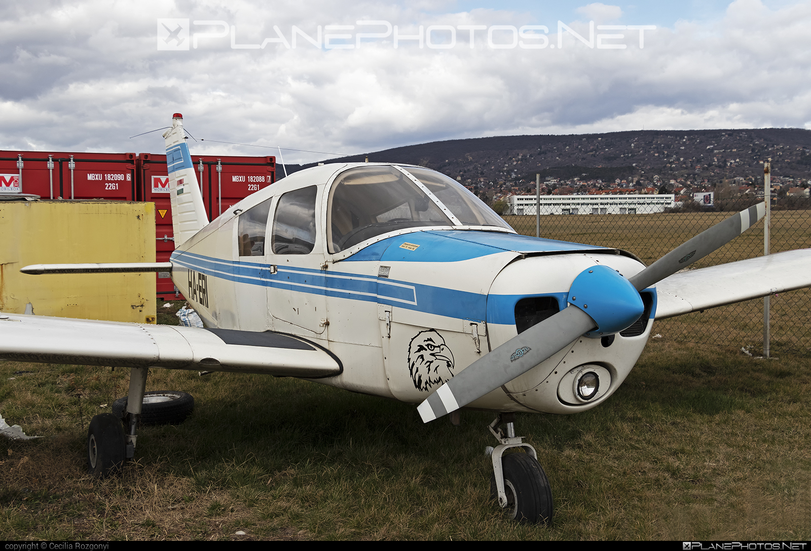 Piper PA-28-140 Cherokee Cruiser - HA-ERI operated by Private operator #piper