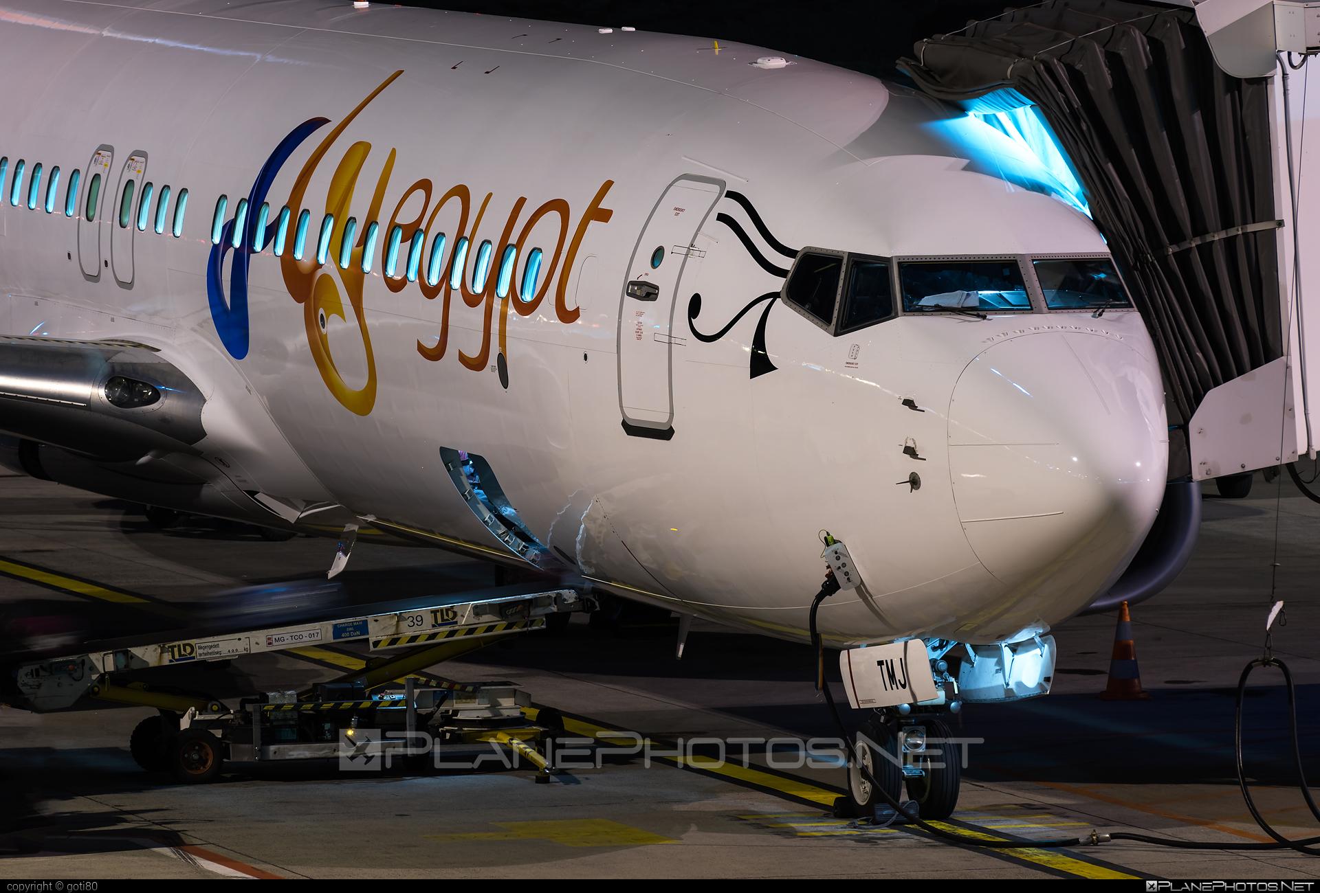 Boeing 737-800 - SU-TMJ operated by FlyEgypt #b737 #b737nextgen #b737ng #boeing #boeing737
