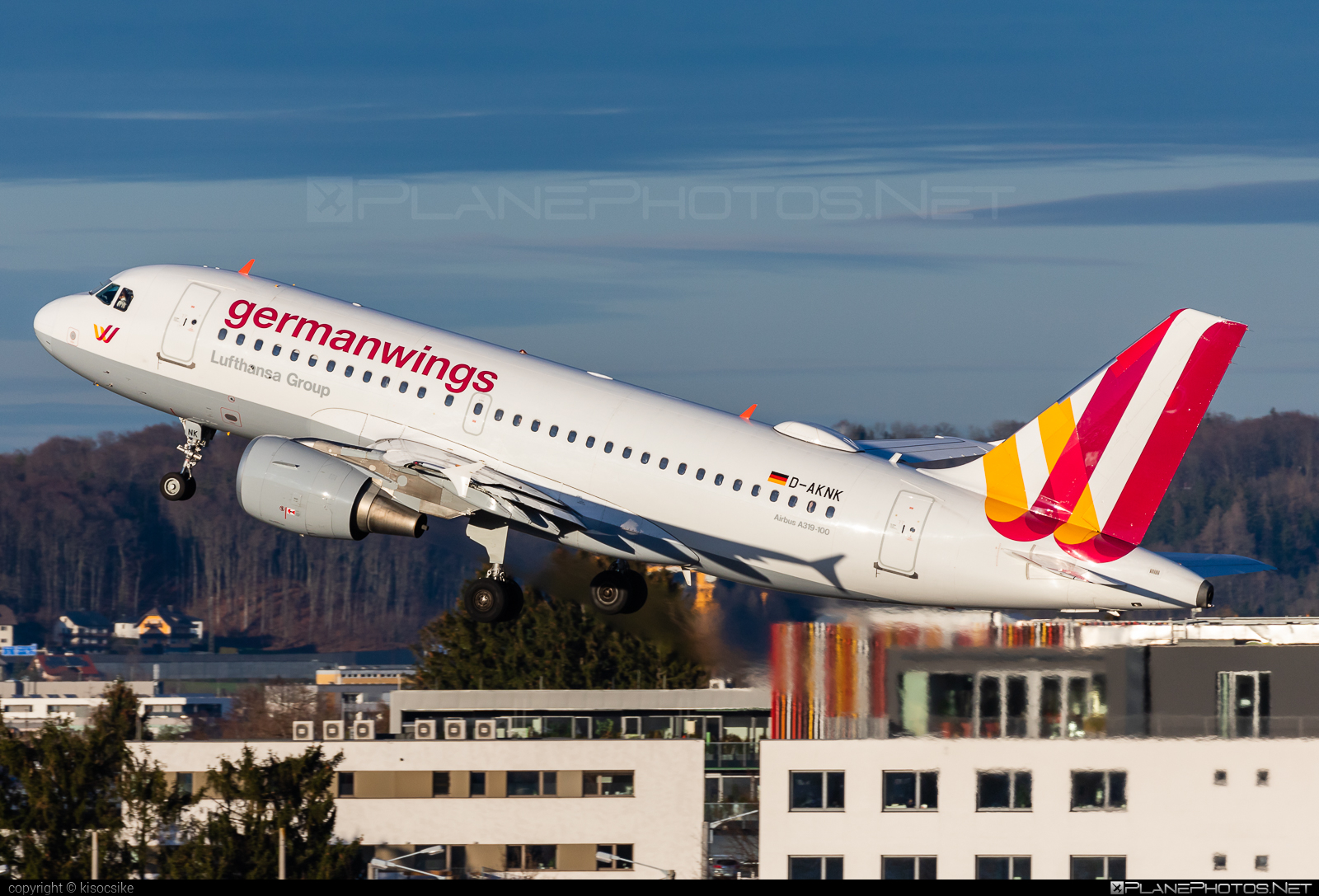 Airbus A319-112 - D-AKNK operated by Germanwings #a319 #a320family #airbus #airbus319