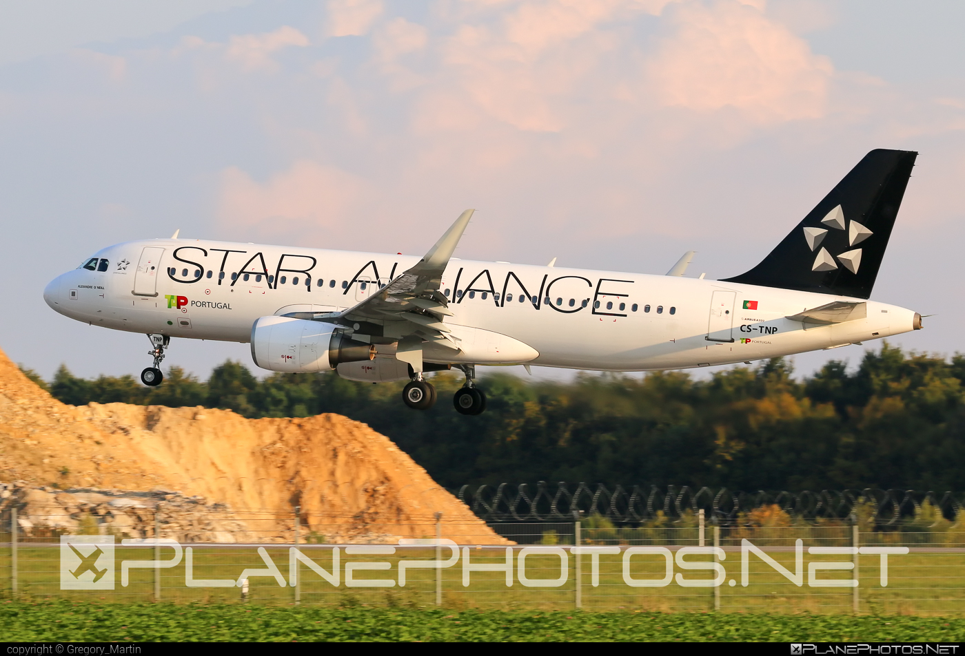Airbus A320-214 - CS-TNP operated by TAP Portugal #a320 #a320family #airbus #airbus320
