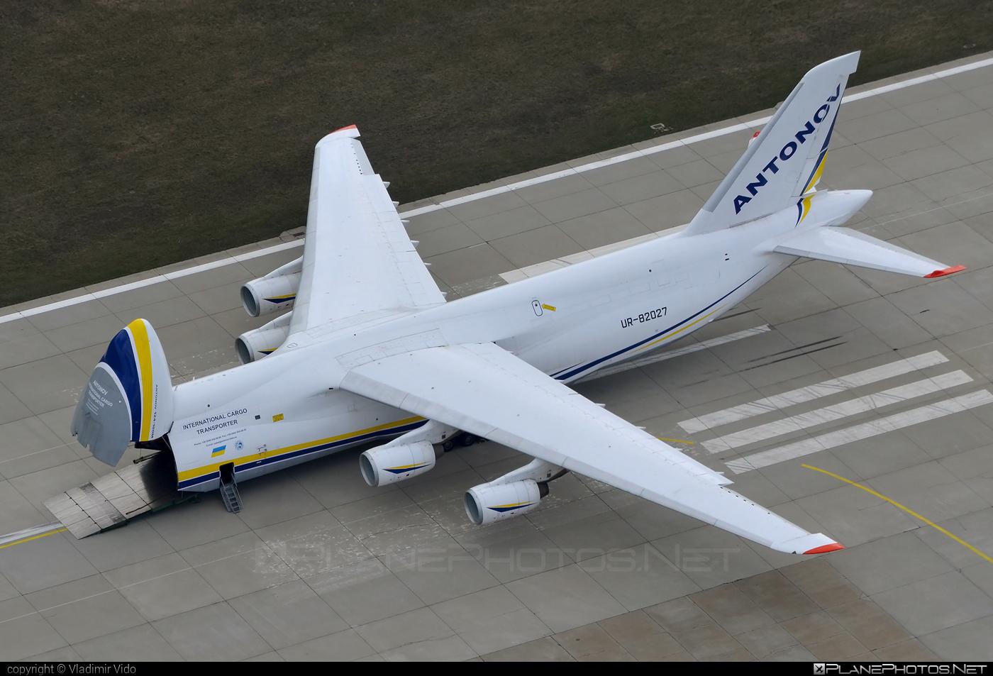 Antonov An-124-100M Ruslan - UR-82027 operated by Antonov Airlines #AntonovAirlines #an124 #an124100m #an124100mruslan #an124ruslan #antonov #antonov124 #antonovan124