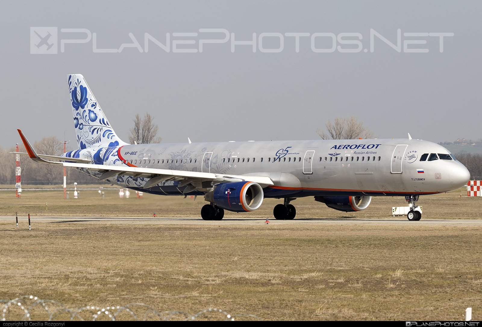 Airbus A321-211 - VP-BEE operated by Aeroflot #a320family #a321 #aeroflot #airbus #airbus321