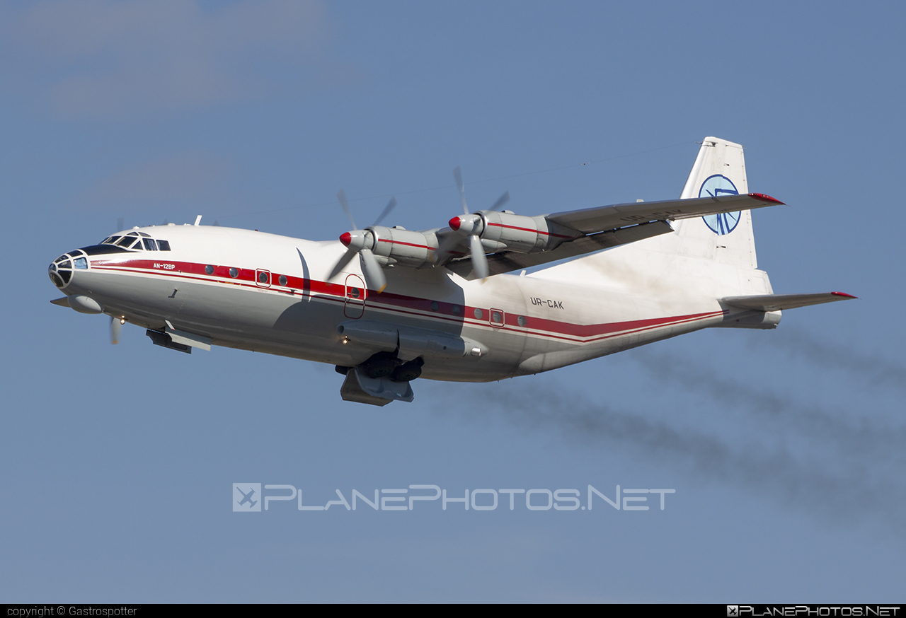 Antonov An-12BP - UR-CAK operated by Meridian Aviation #an12 #an12bp #antonov #antonov12