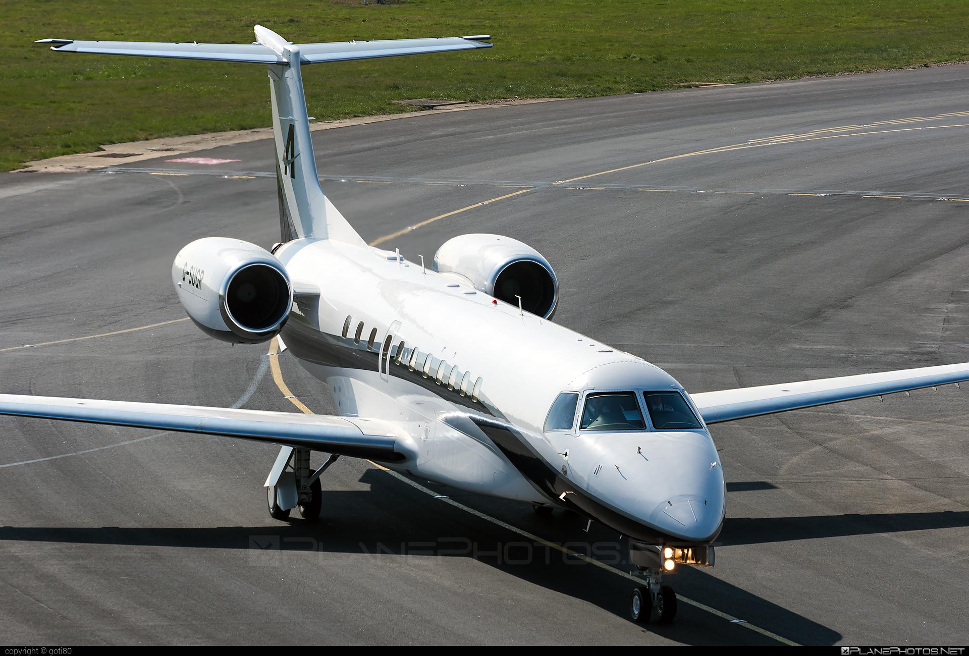 Embraer ERJ-135BJ Legacy 650 - G-SUGR operated by Air Charter Scotland #embraer #embraer135 #embraerlegacy #erj135 #erj135bj #legacy650