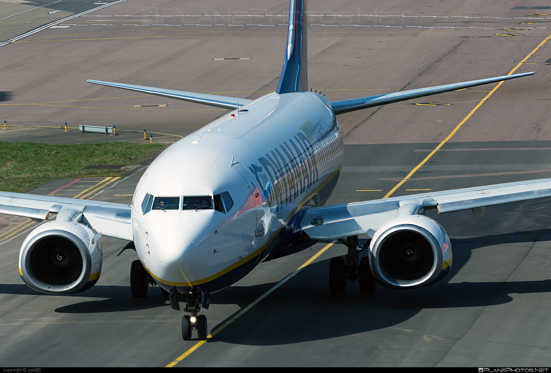 Boeing 737-800 - EI-DAP operated by Ryanair #b737 #b737nextgen #b737ng #boeing #boeing737 #ryanair