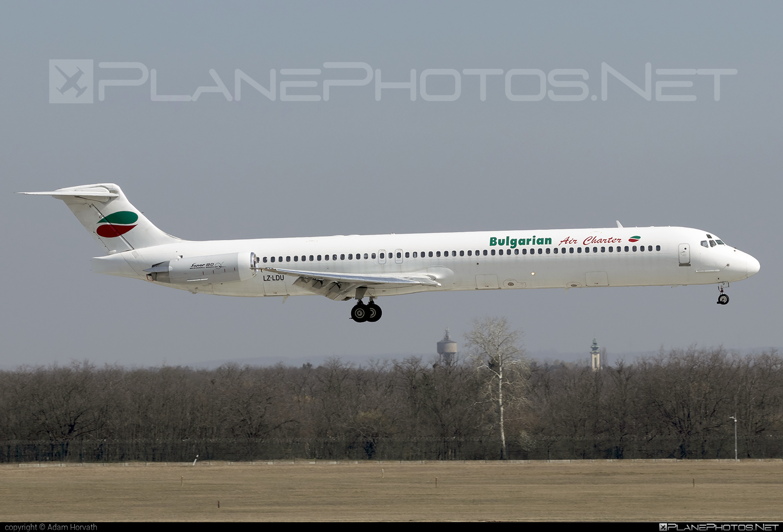 McDonnell Douglas MD-82 - LZ-LDU operated by Bulgarian Air Charter #bulgarianaircharter #mcdonnelldouglas #mcdonnelldouglas80 #mcdonnelldouglas82 #mcdonnelldouglasmd80 #mcdonnelldouglasmd82 #md80 #md82