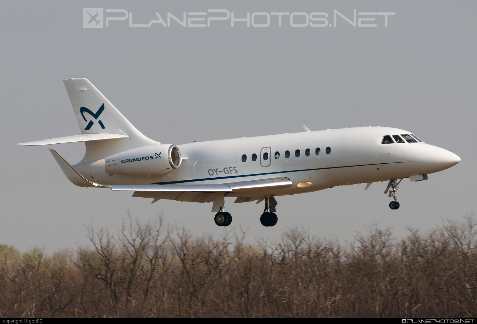 Dassault Falcon 2000LXS - OY-GFS operated by Air Alsie #dassault #dassaultfalcon #dassaultfalcon2000lxs #falcon2000 #falcon2000lxs