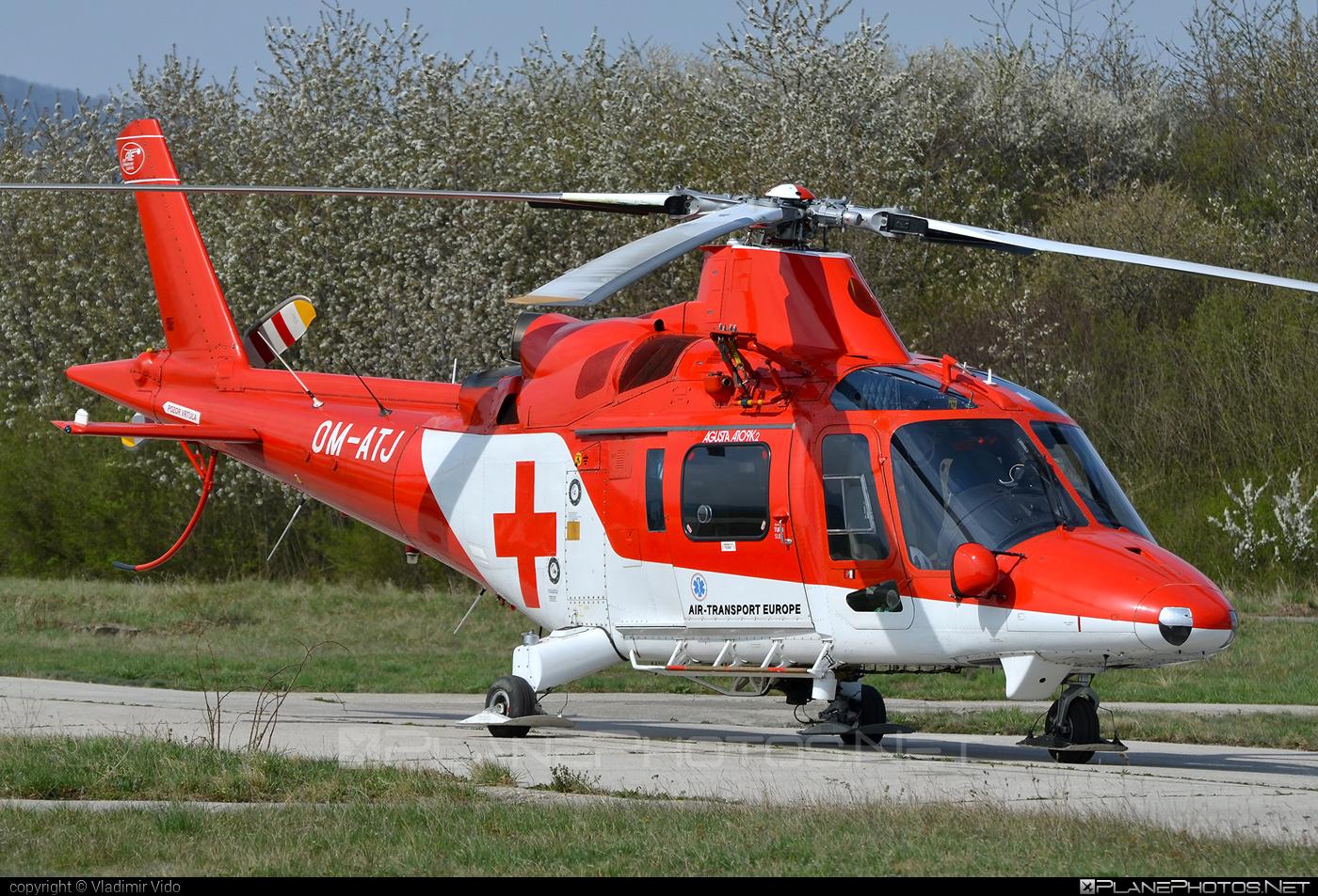 Air Transport Europe Agusta A109K2 - OM-ATJ #a109 #a109k2 #agusta #agusta109 #agustaa109 #agustaa109k2 #airtransporteurope