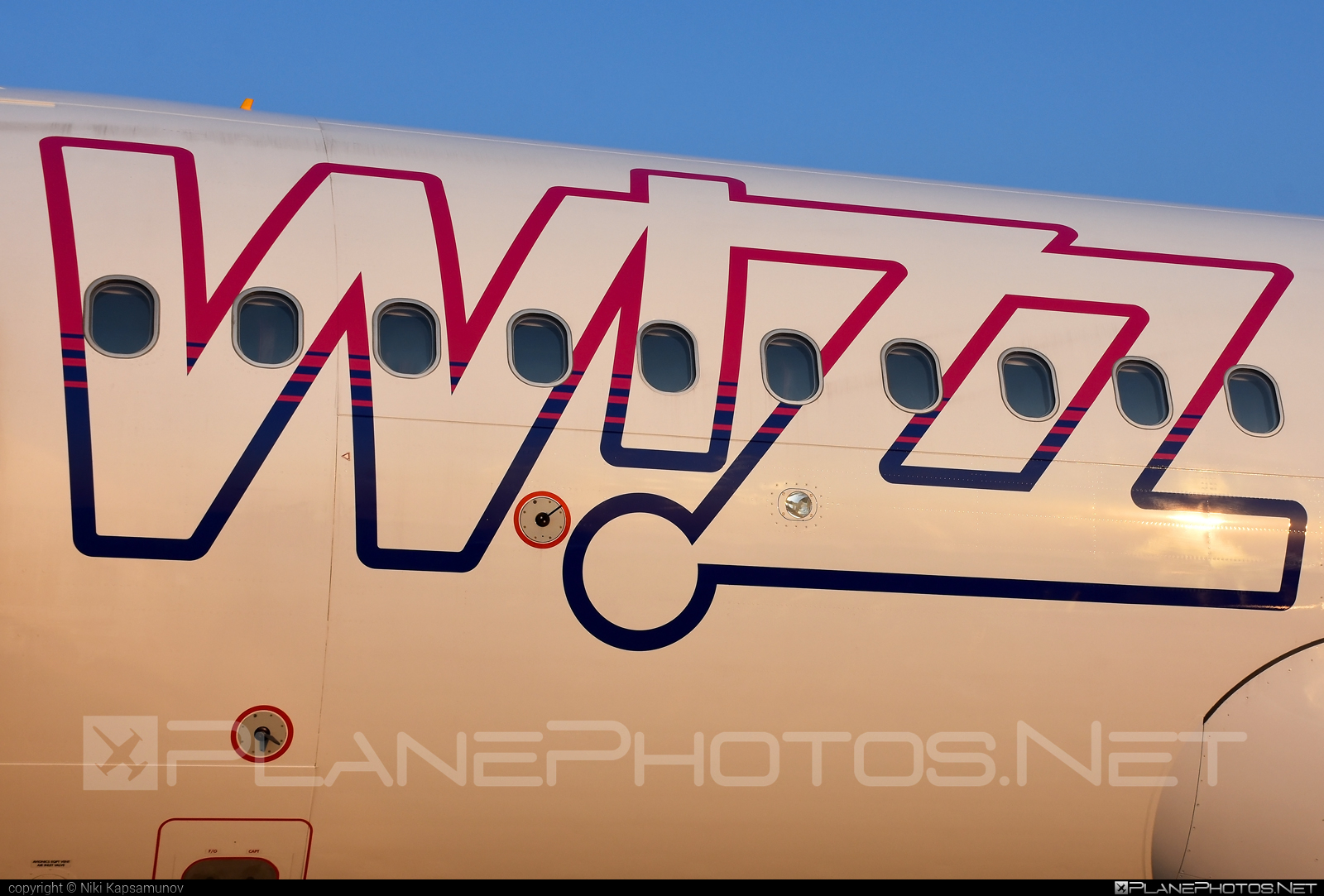 Airbus A320-232 - HA-LWN operated by Wizz Air #a320 #a320family #airbus #airbus320 #wizz #wizzair