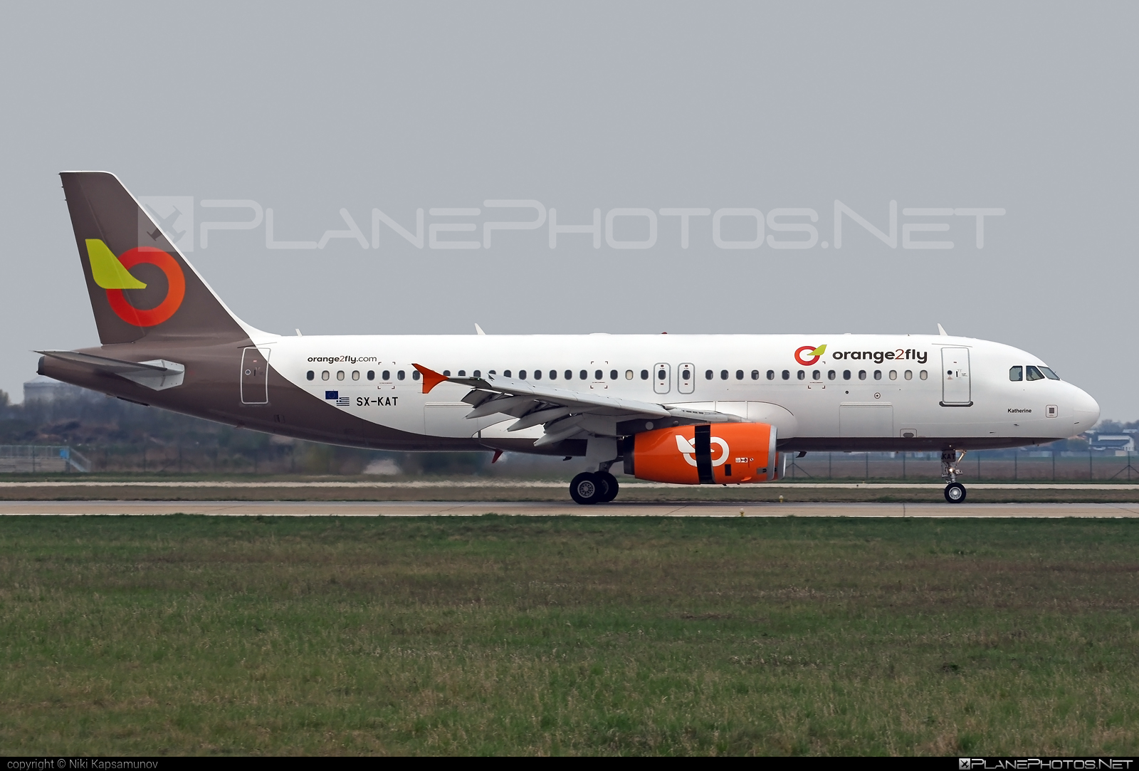 Airbus A320-232 - SX-KAT operated by orange2fly #a320 #a320family #airbus #airbus320