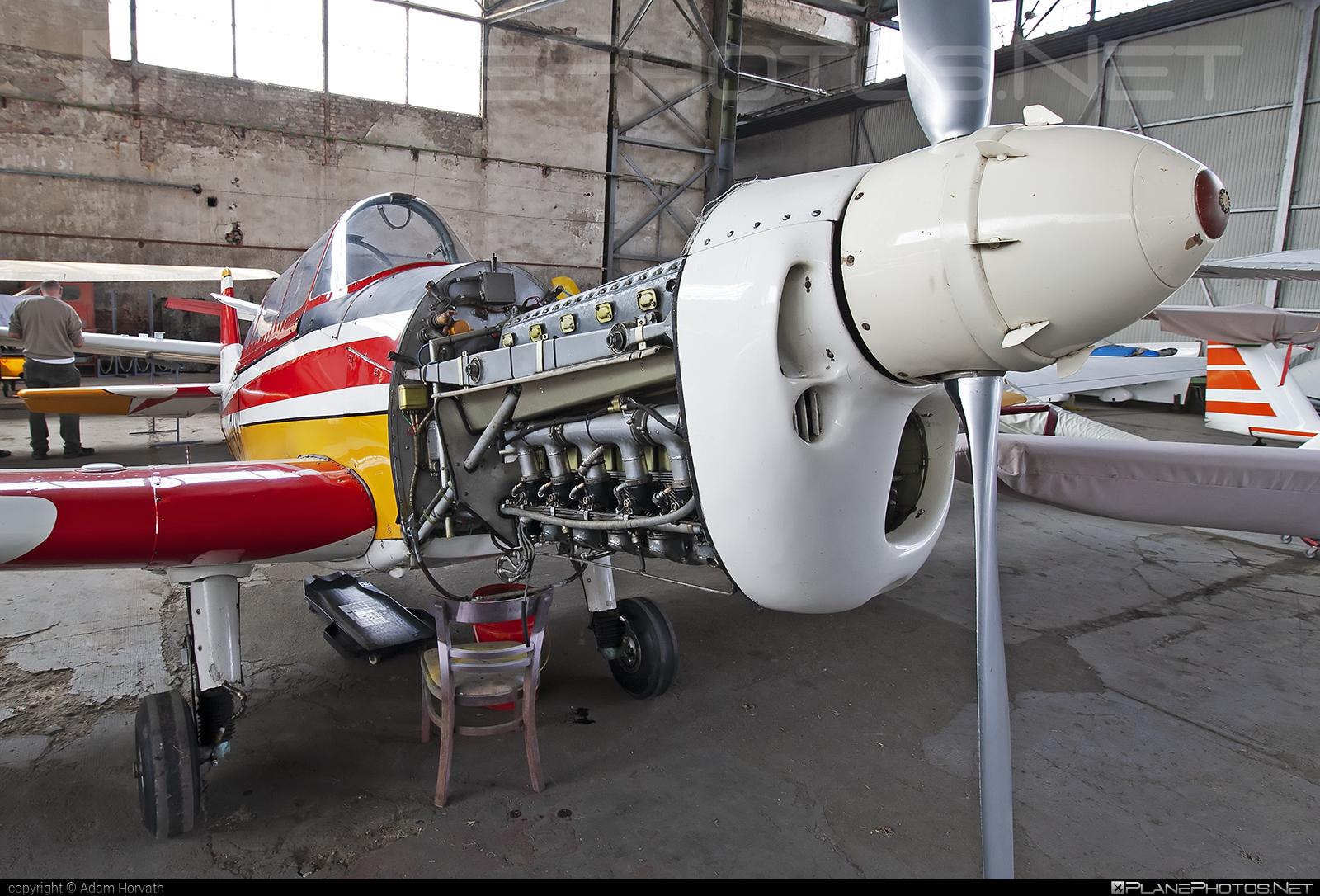 Zlin Z-526F Trenér Master - HA-SAM operated by Magyar Repülő Szövetség (Hungarian Aeronautical Association) #magyarrepuloszovetseg #trenermaster #z526 #z526trenermaster #zlin #zlin526
