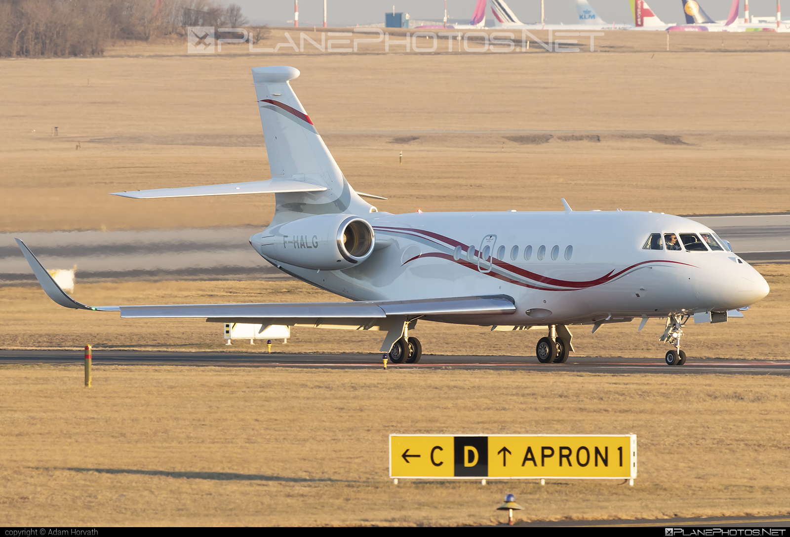 Dassault Falcon 2000LXS - F-HALG operated by AH Fleet Services #ahfleetservices #dassault #dassaultfalcon #dassaultfalcon2000lxs #falcon2000 #falcon2000lxs