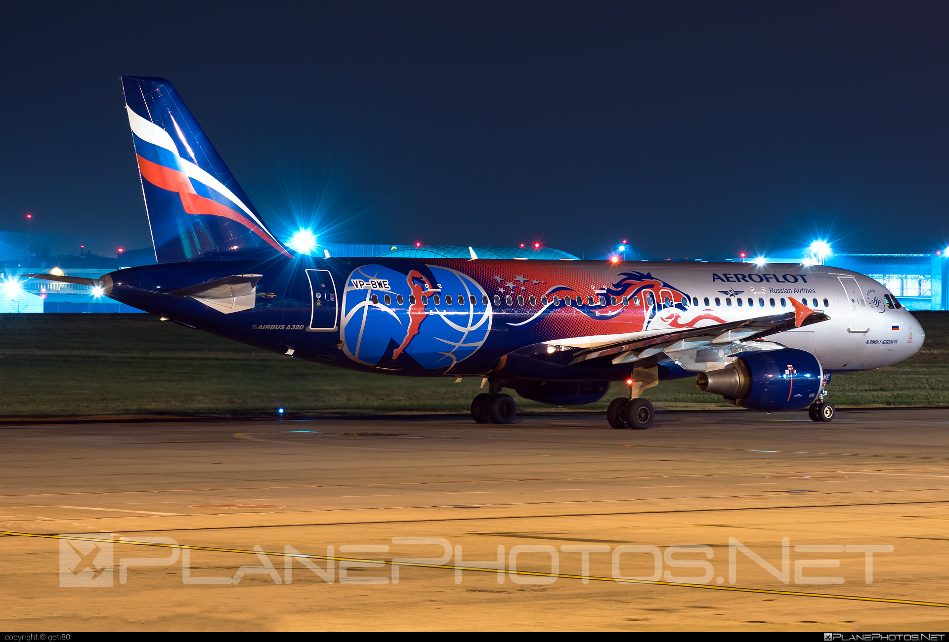 Airbus A320-214 - VP-BWE operated by Aeroflot #a320 #a320family #aeroflot #airbus #airbus320