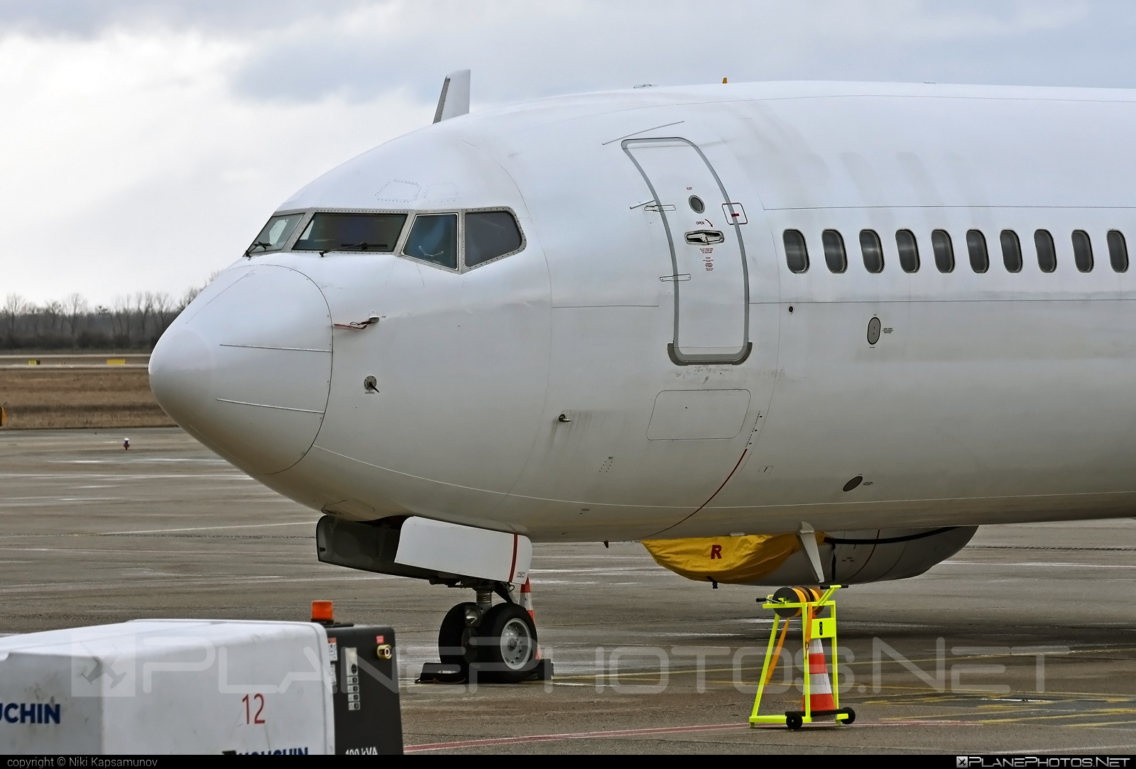 Boeing 737-800 - OM-HEX operated by AirExplore #b737 #b737nextgen #b737ng #boeing #boeing737