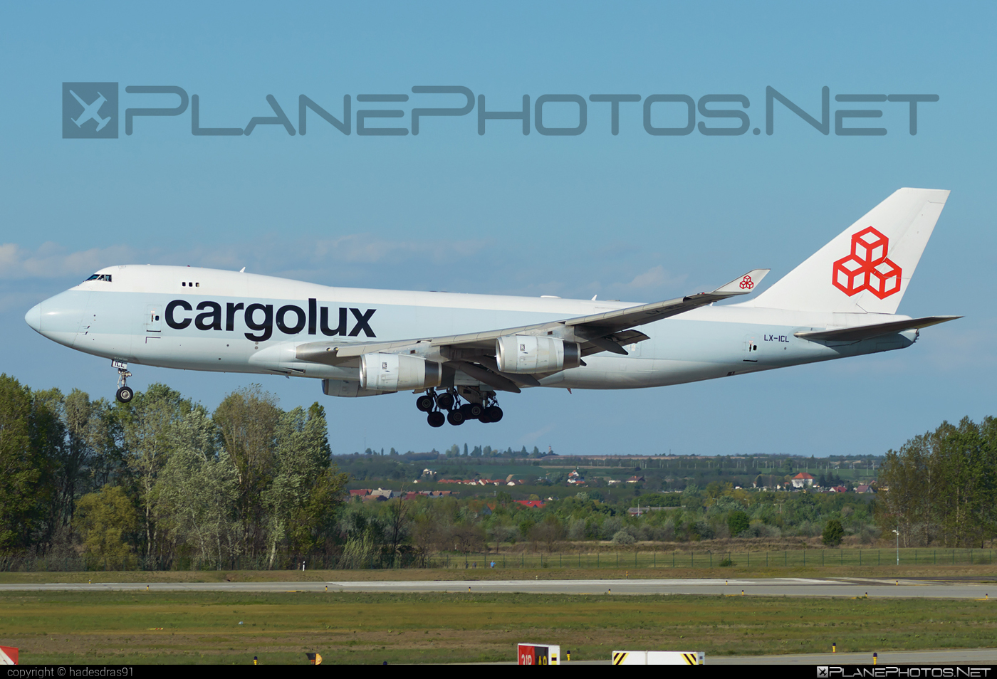 Boeing 747-400F - LX-ICL operated by Cargolux Airlines International #b747 #boeing #boeing747 #cargolux #jumbo