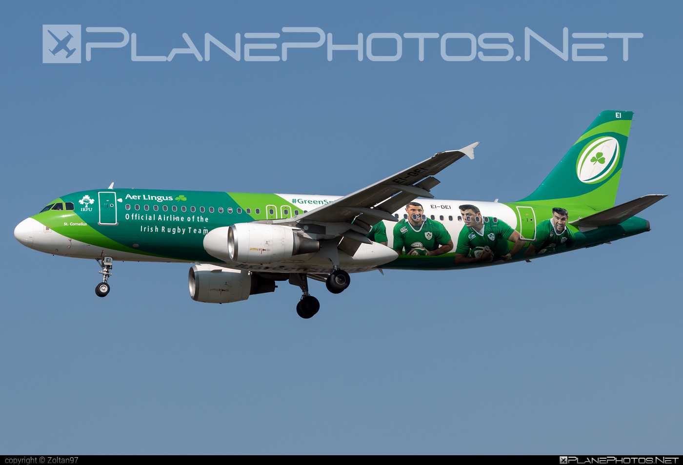 Airbus A320-214 - EI-DEI operated by Aer Lingus #a320 #a320family #aerlingus #airbus #airbus320