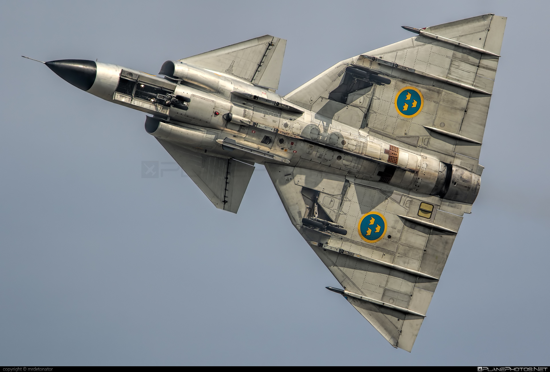 Saab AJSF 37 Viggen - SE-DXN operated by Swedish Air Force Historic Flight #ajsf37 #ajsf37viggen #saab #saab37 #saabajsf37 #saabajsf37viggen #saabviggen #viggen