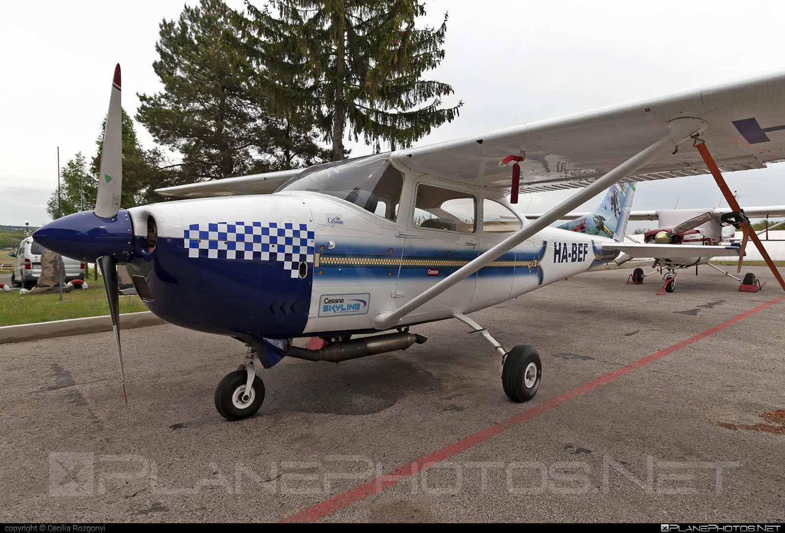 Cessna 182J Skylane - HA-BEF operated by Private operator #cessna #cessna182 #cessna182j #cessna182jskylane #cessna182skylane #cessnaskylane