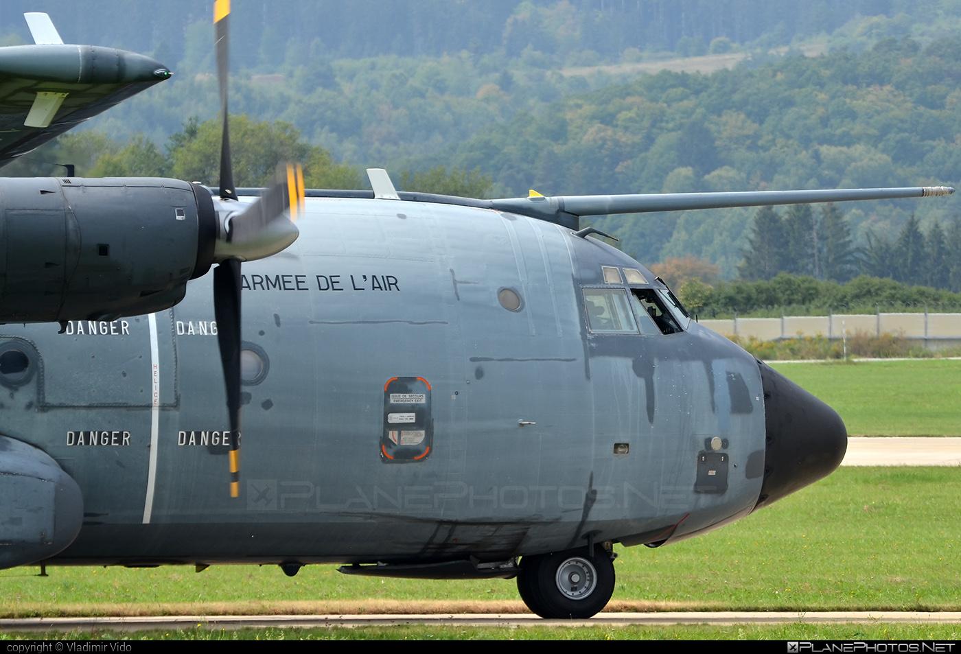 Transall C-160R - R208 operated by Armée de l´Air (French Air Force) #armeedelair #frenchairforce #transall