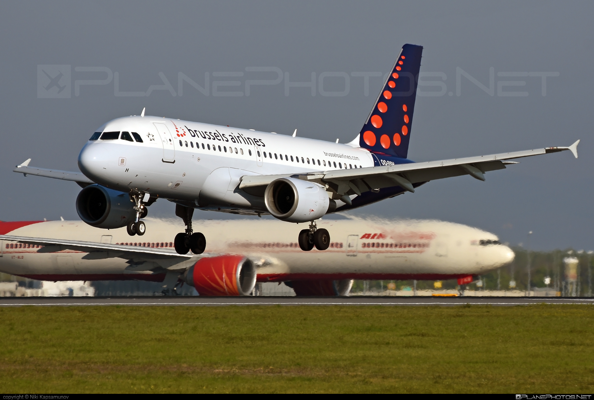 Airbus A319-112 - OO-SSH operated by Brussels Airlines #a319 #a320family #airbus #airbus319 #brusselsairlines