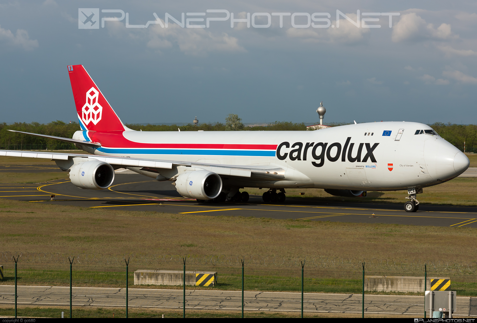 Boeing 747-8F - LX-VCA operated by Cargolux Airlines International #b747 #b747f #b747freighter #boeing #boeing747 #cargolux #jumbo