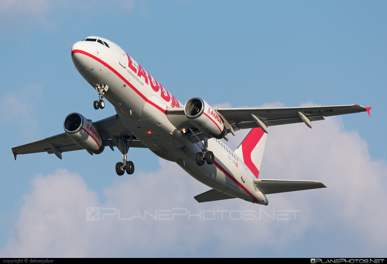 Airbus A320-232 - OE-LOB operated by LaudaMotion #a320 #a320family #airbus #airbus320 #laudamotion
