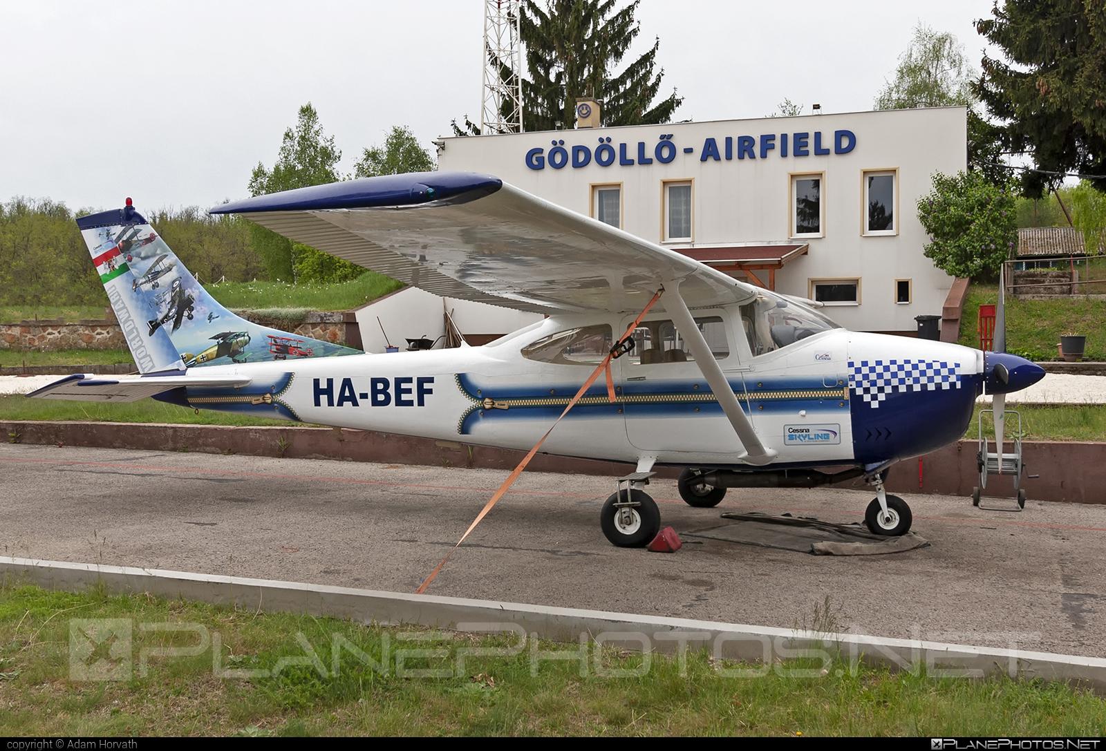 Cessna 182J Skylane - HA-BEF operated by Private operator #cessna #cessna182 #cessna182j #cessna182jskylane #cessna182skylane #cessnaskylane