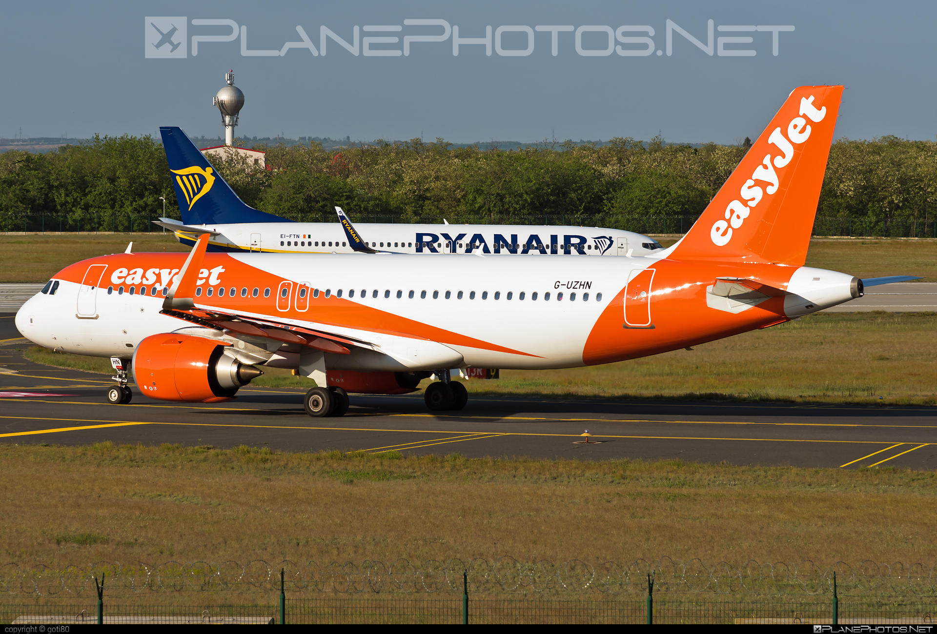 Airbus A320-251N - G-UZHN operated by easyJet #a320 #a320family #a320neo #airbus #airbus320 #easyjet
