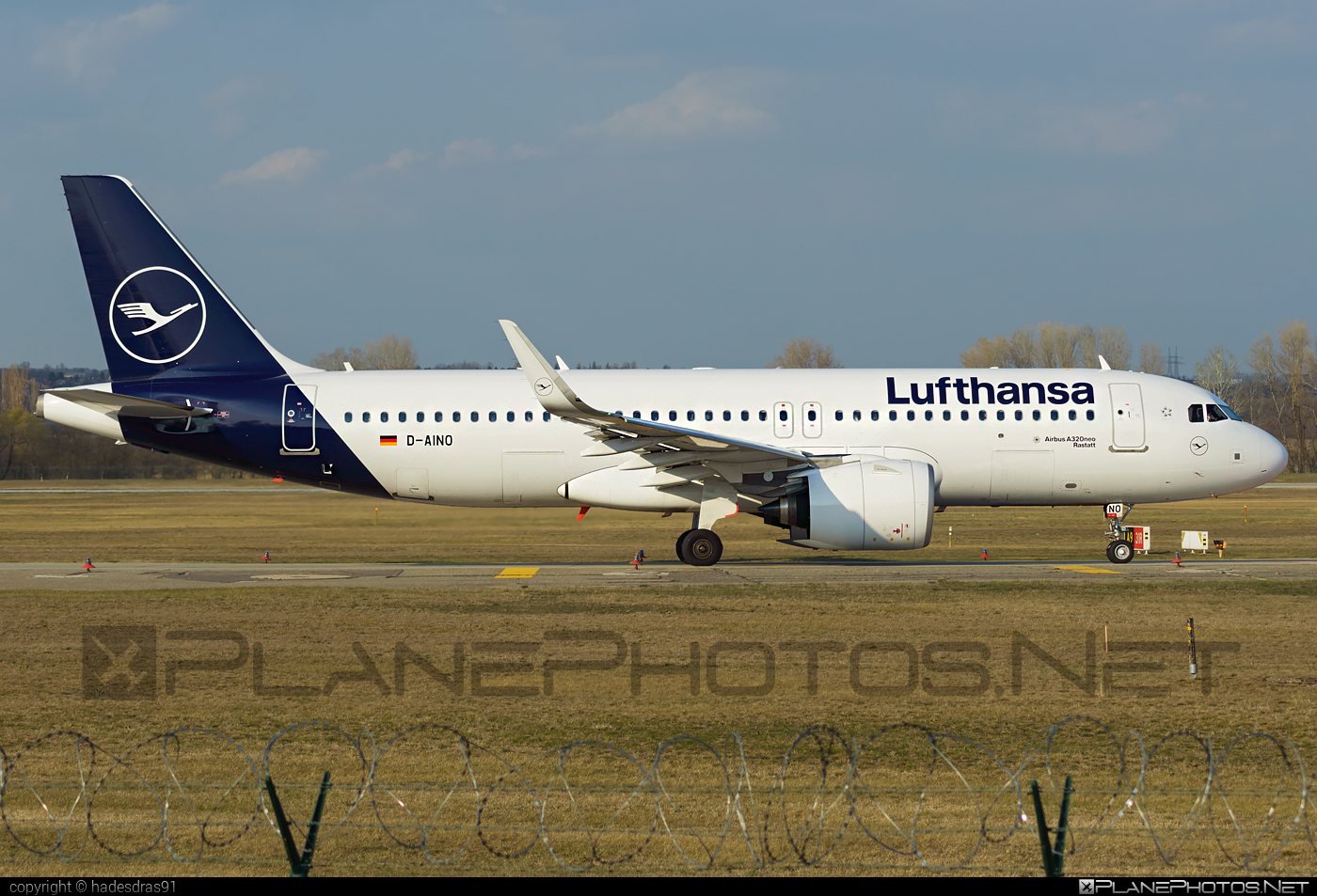 Airbus A320-271N - D-AINO operated by Lufthansa #a320 #a320family #a320neo #airbus #airbus320 #lufthansa