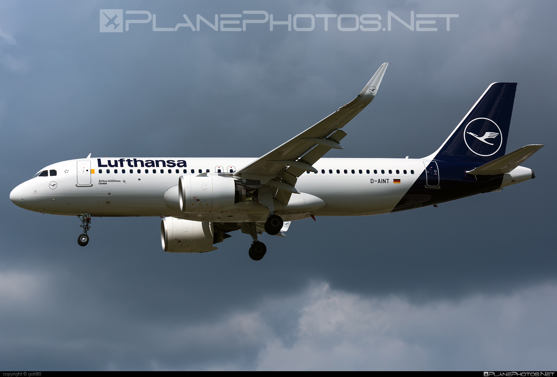 Airbus A320-271N - D-AINT operated by Lufthansa #a320 #a320family #a320neo #airbus #airbus320 #lufthansa