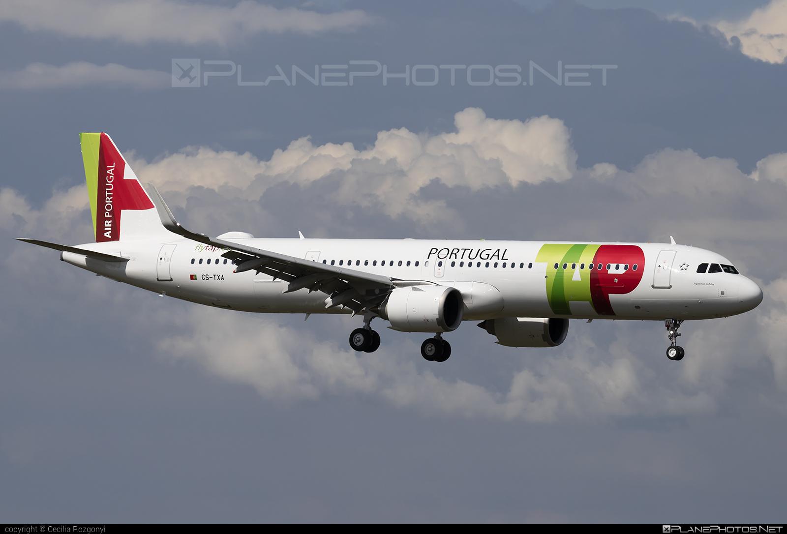 TAP Portugal Airbus A321-251NX - CS-TXA #a320family #a321 #a321neo #airbus #airbus321 #airbus321lr