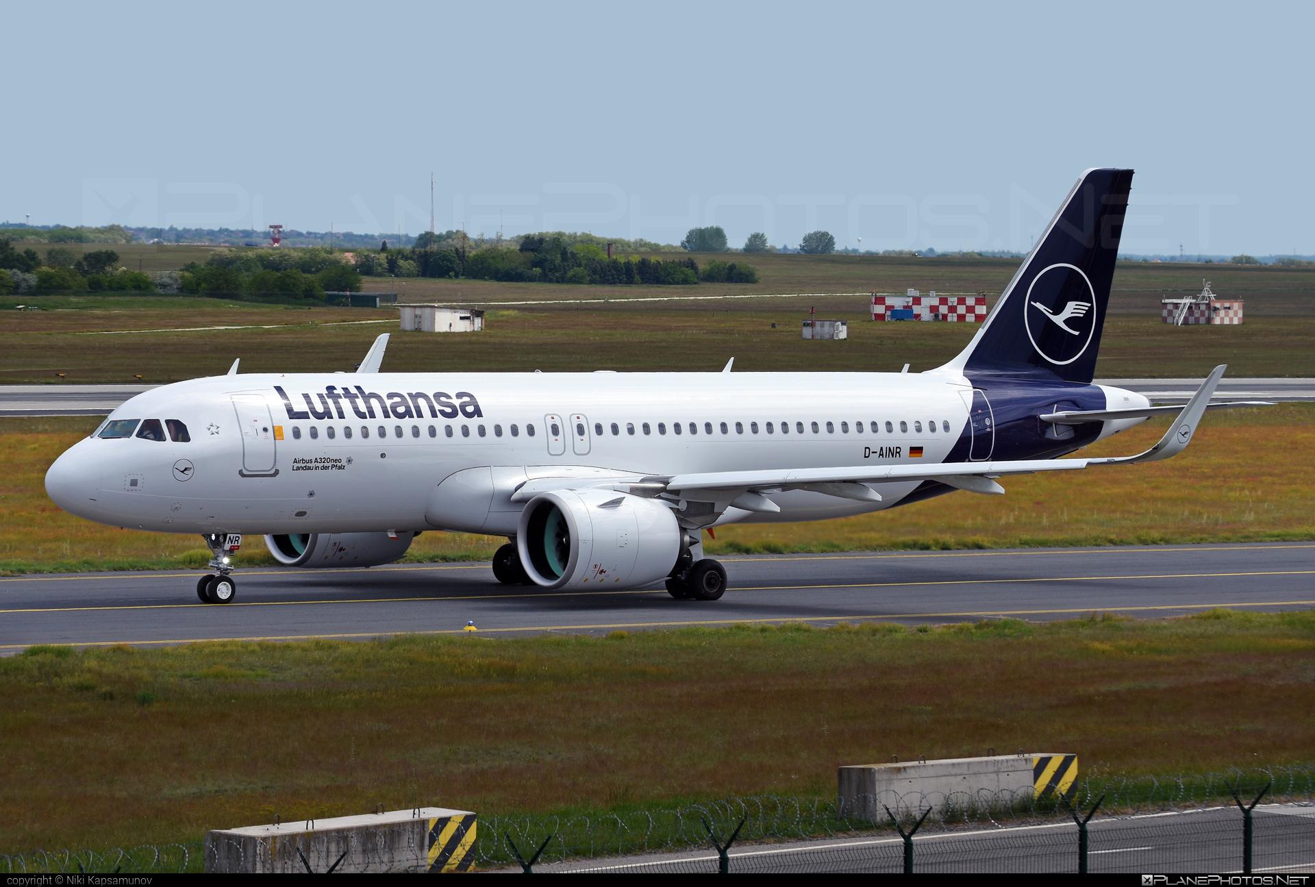 Airbus A320-271N - D-AINR operated by Lufthansa #a320 #a320family #a320neo #airbus #airbus320 #lufthansa
