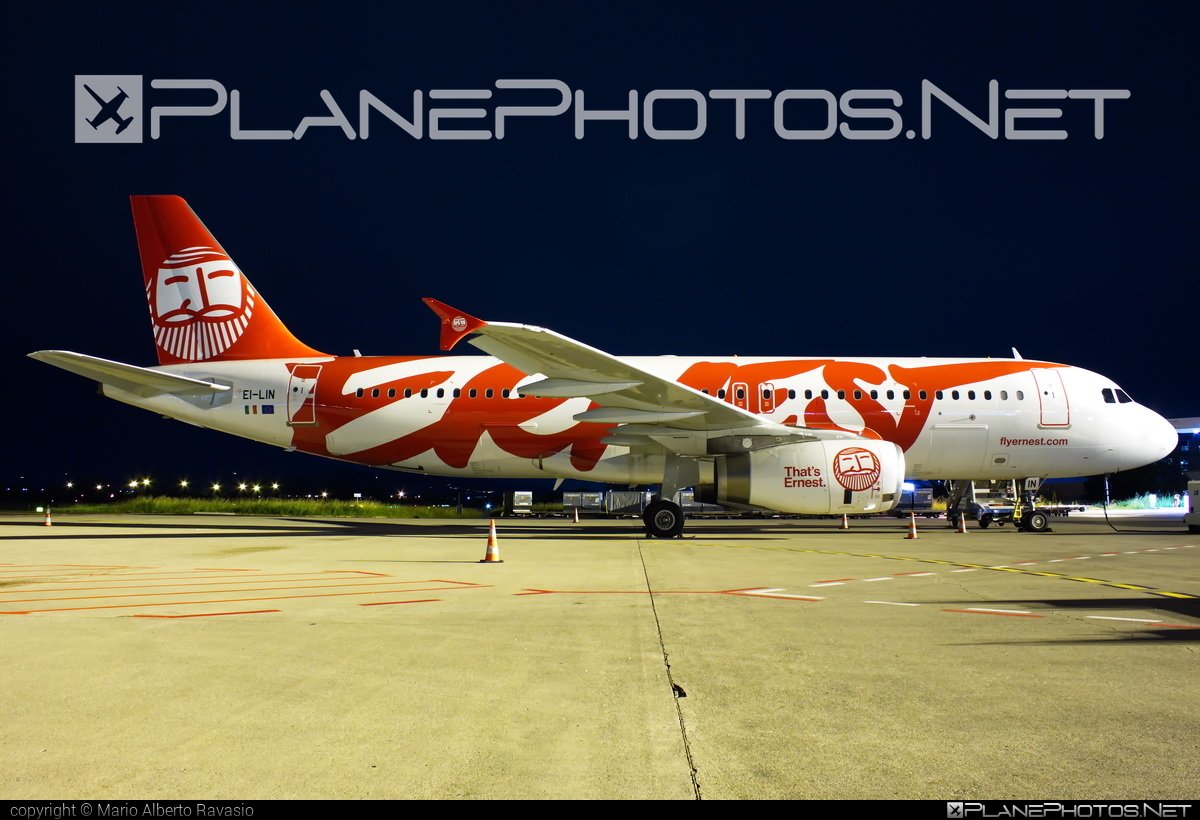 Ernest Airlines Airbus A320-232 - EI-LIN #a320 #a320family #airbus #airbus320 #ernestairlines #flyernest