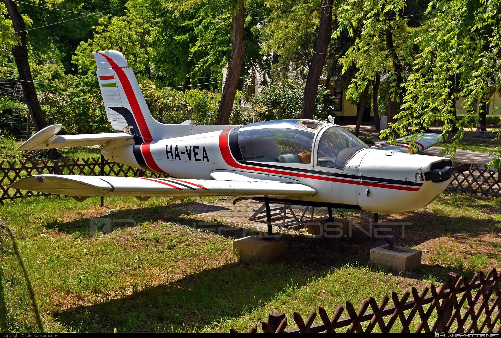 Socata MS.894 Rallye 220 - HA-VEA operated by Private operator #socata