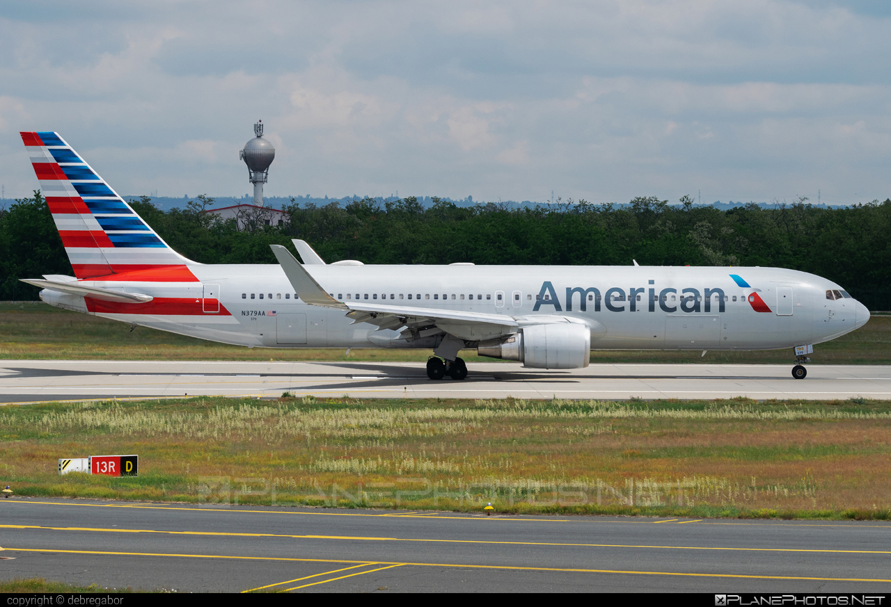 Boeing 767-300ER - N379AA operated by American Airlines #americanairlines #b767 #b767er #boeing #boeing767