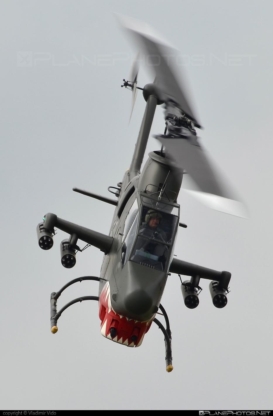 Bell TAH-1P Cobra - OK-AHC operated by HELI CZECH s.r.o. #ah1 #ah1cobra #bell #bellcobra #bellhelicopters #belltah1pcobra #heliczech #tah1pcobra