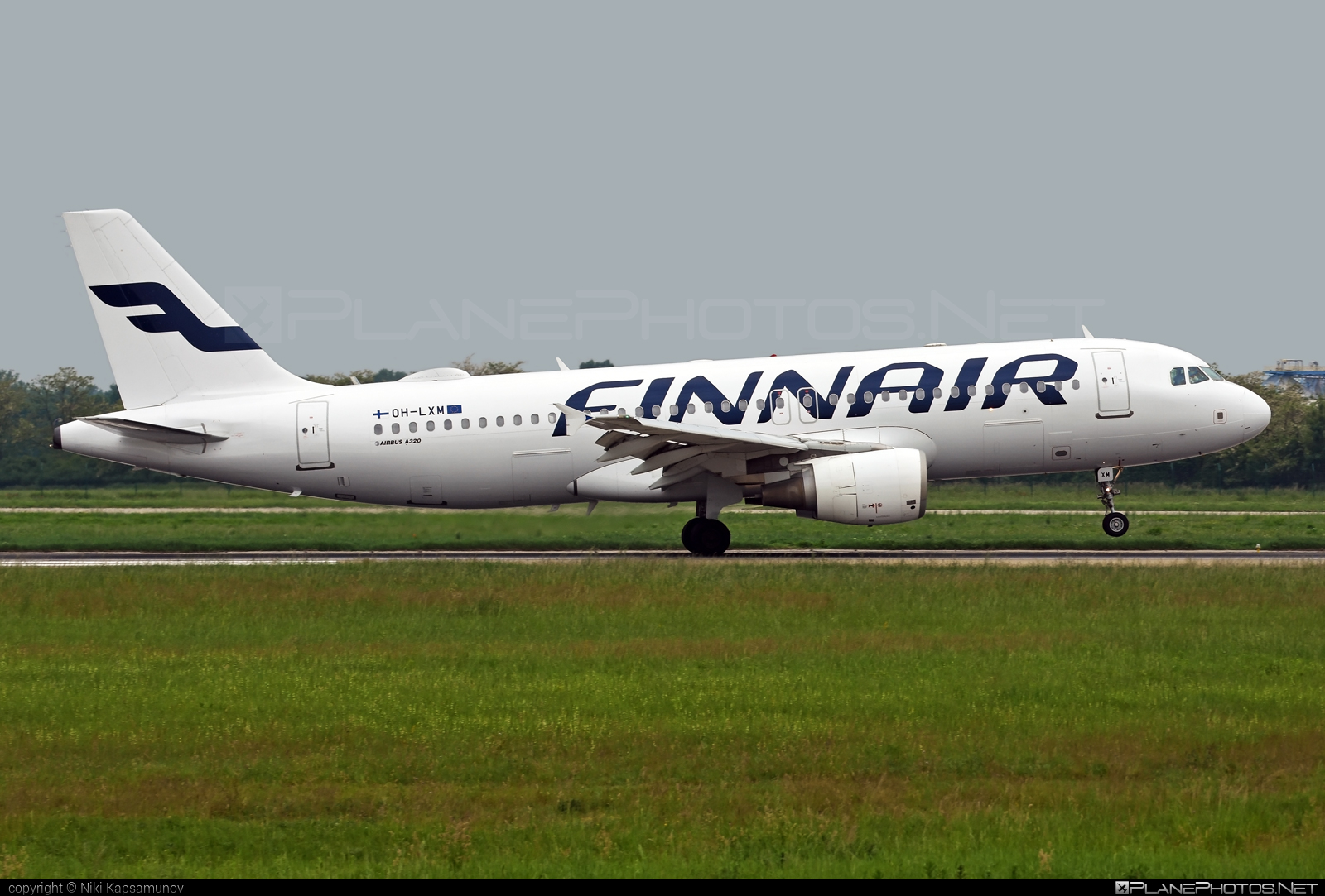 Airbus A320-214 - OH-LXM operated by Finnair #a320 #a320family #airbus #airbus320 #finnair