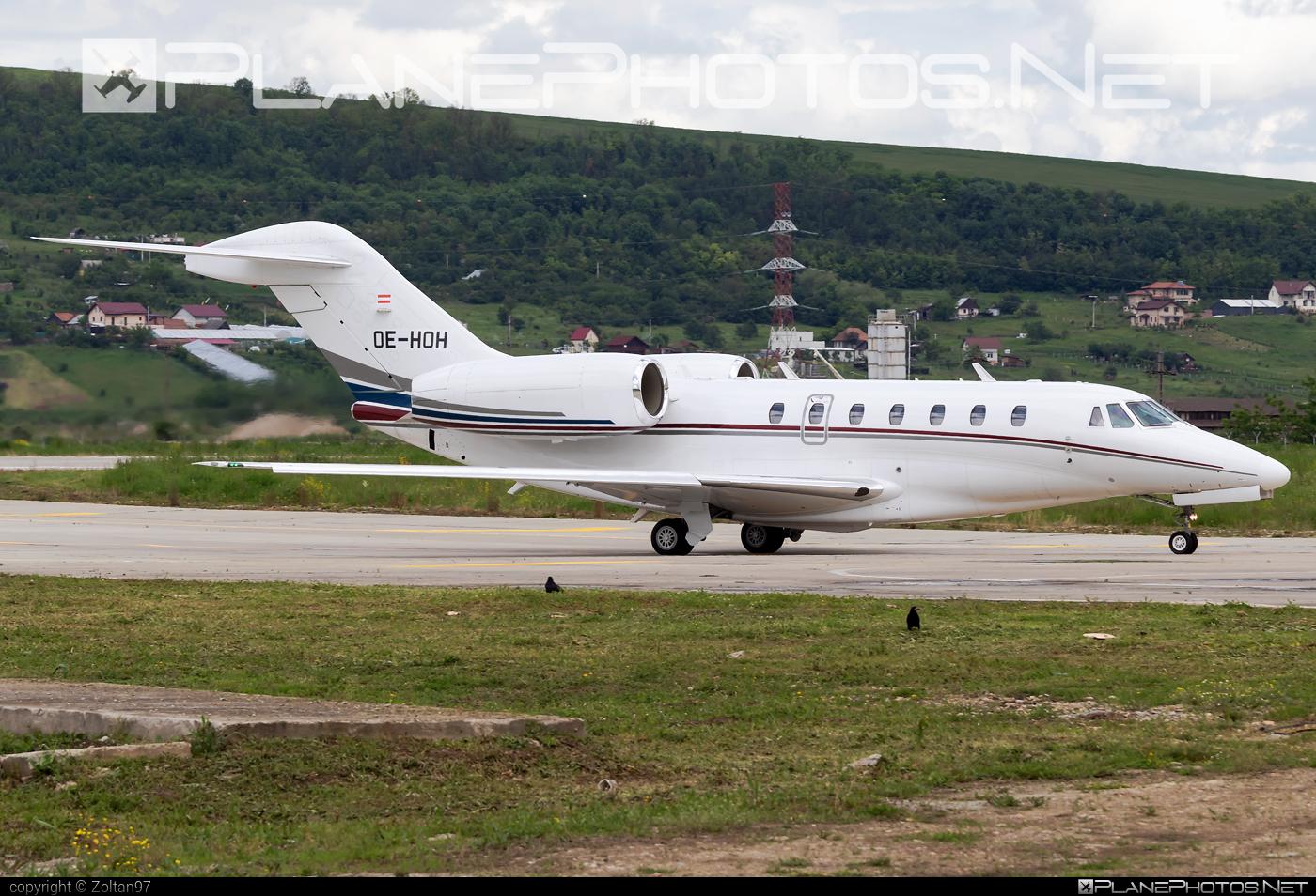 Cessna 750 Citation X - OE-HOH operated by Avcon Jet #avconjet #cessna
