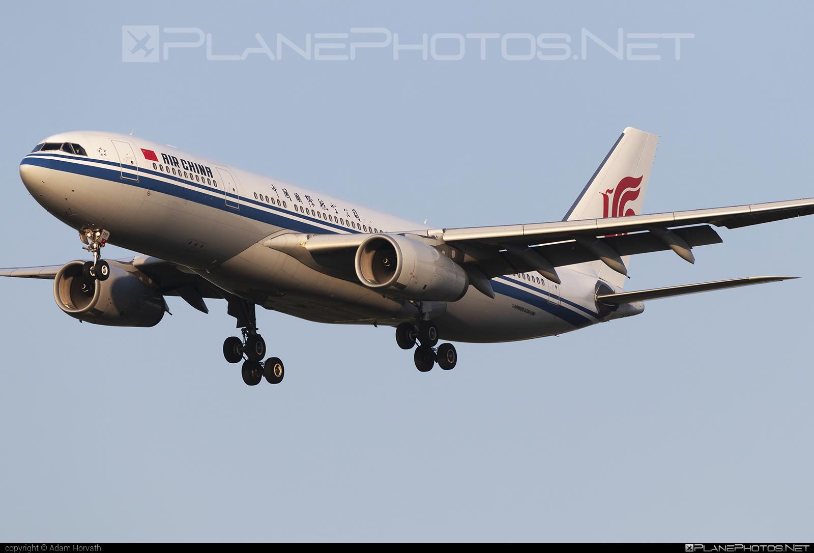 Airbus A330-243 - B-6090 operated by Air China #a330 #a330family #airbus #airbus330 #airchina