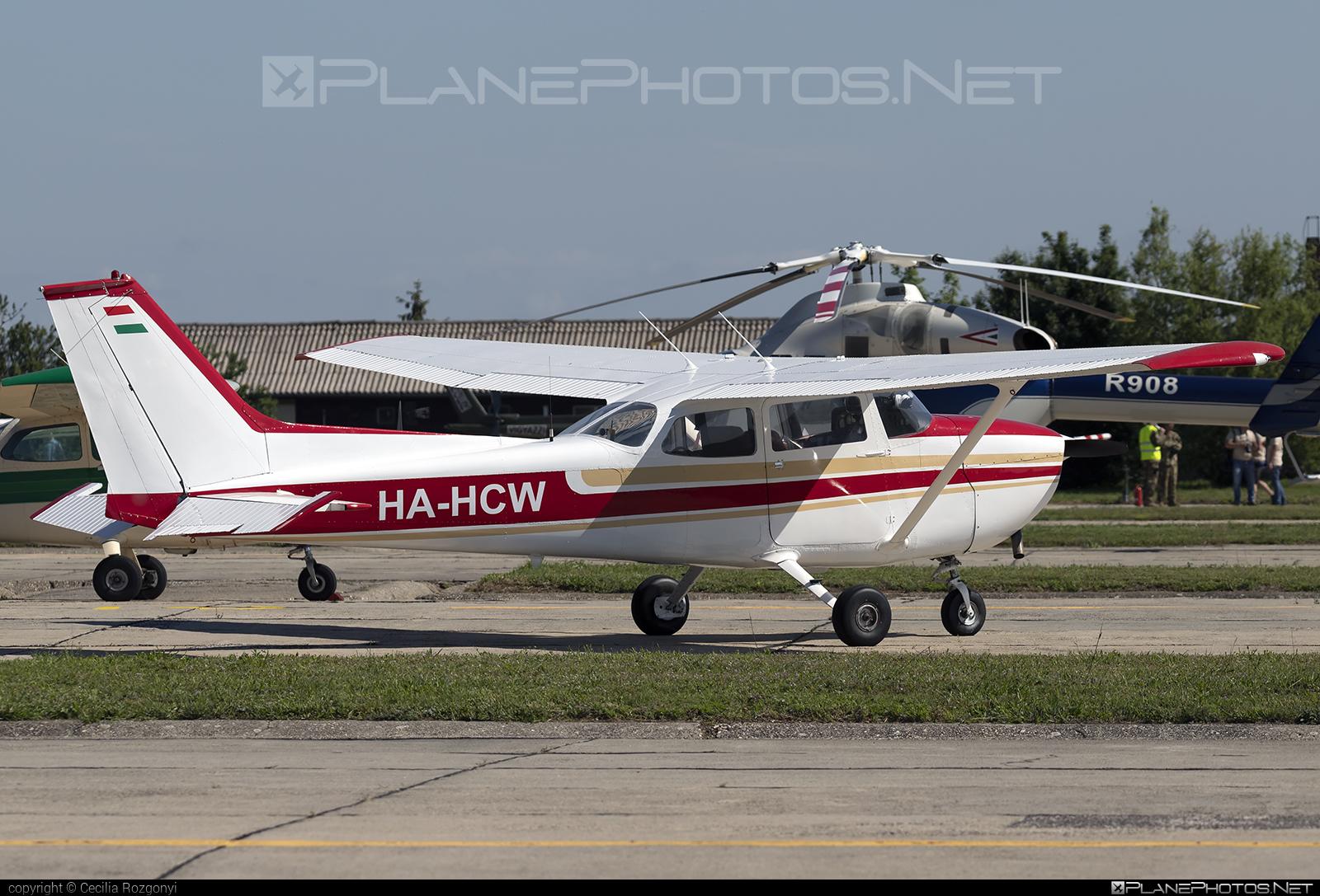 Reims F172M Skyhawk - HA-HCW operated by Private operator #cessna172 #cessnaskyhawk #f172m #reims #reims172 #reimsf172 #reimsskayhawk