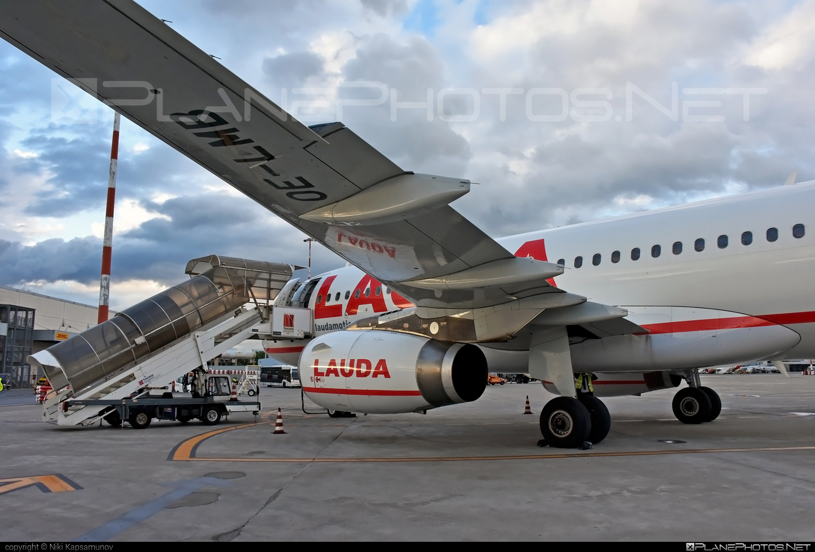Airbus A320-232 - OE-LMB operated by LaudaMotion #a320 #a320family #airbus #airbus320 #laudamotion