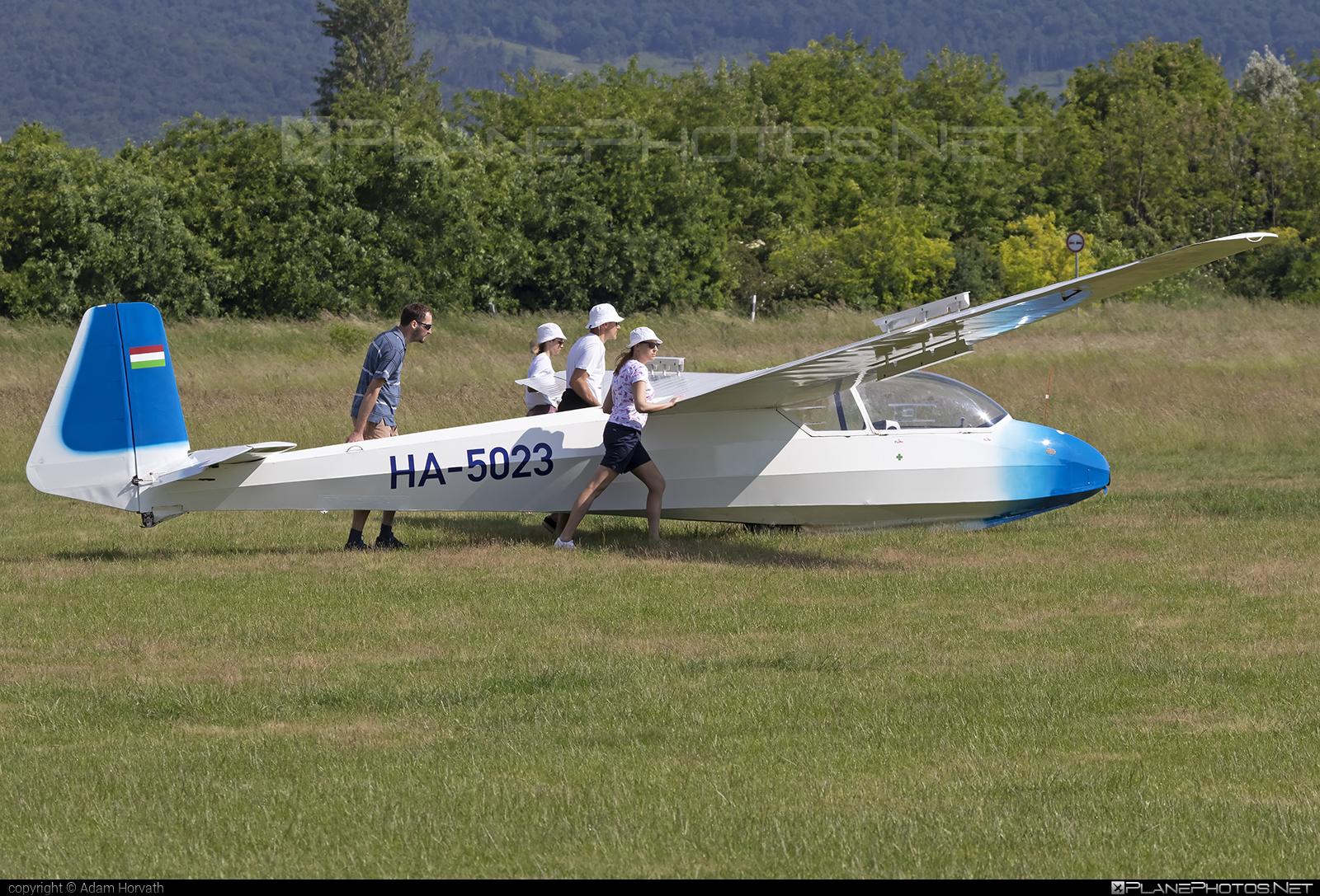Schleicher K7 Rhönadler - HA-5023 operated by Aeroklub Farkashegy #aeroklubfarkashegy #schleicher