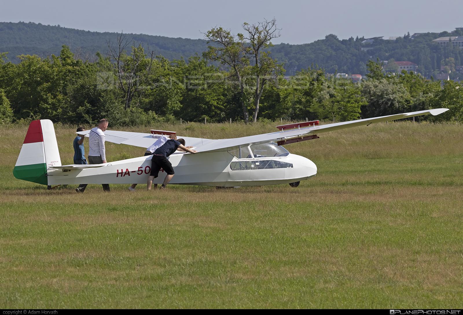 Schleicher K7 Rhönadler - HA-5064 operated by Aeroklub Farkashegy #aeroklubfarkashegy #schleicher