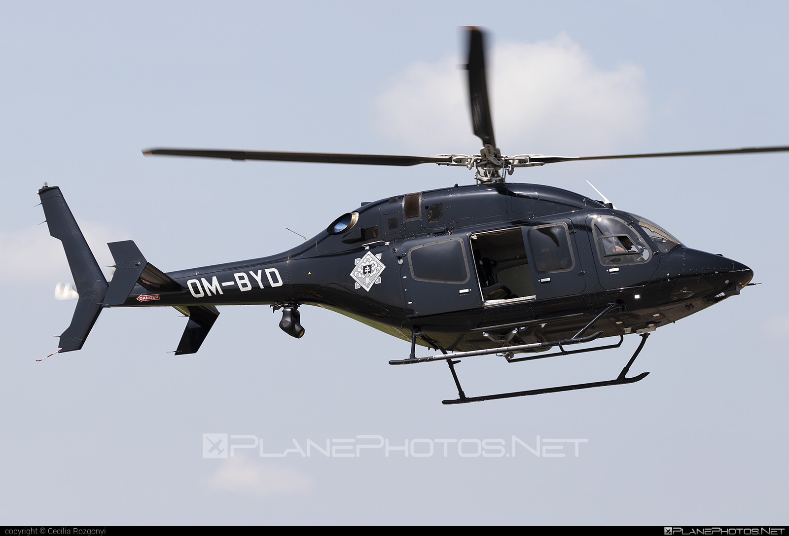 Bell 429 - OM-BYD operated by Letecký útvar MV SR (Slovak Government Flying Service) #bell #bellhelicopters