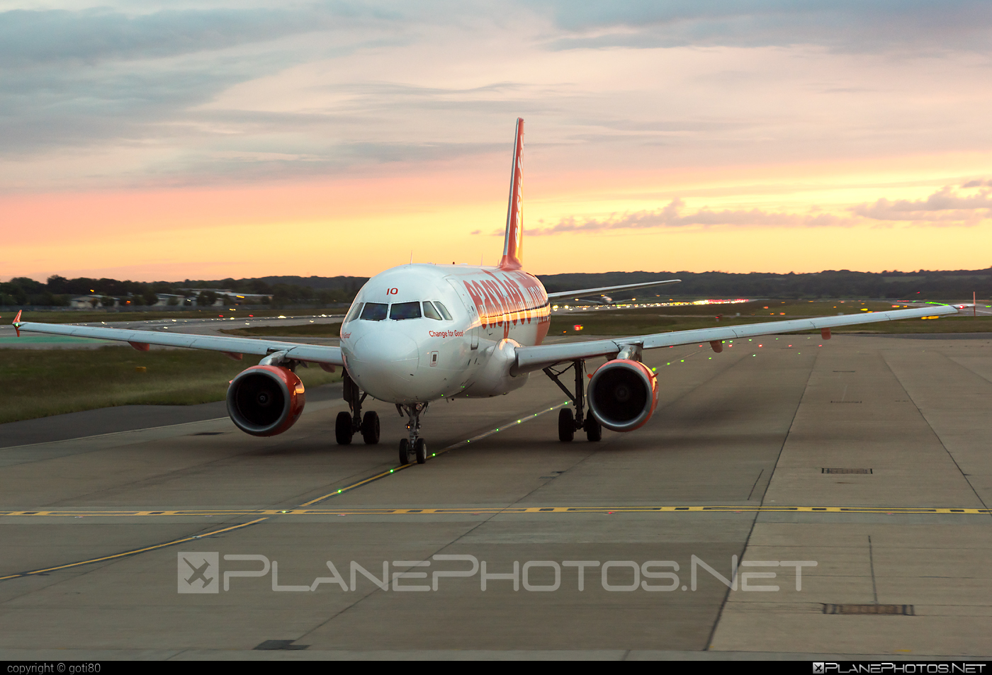 Airbus A319-111 - G-EZIO operated by easyJet #a319 #a320family #airbus #airbus319 #easyjet