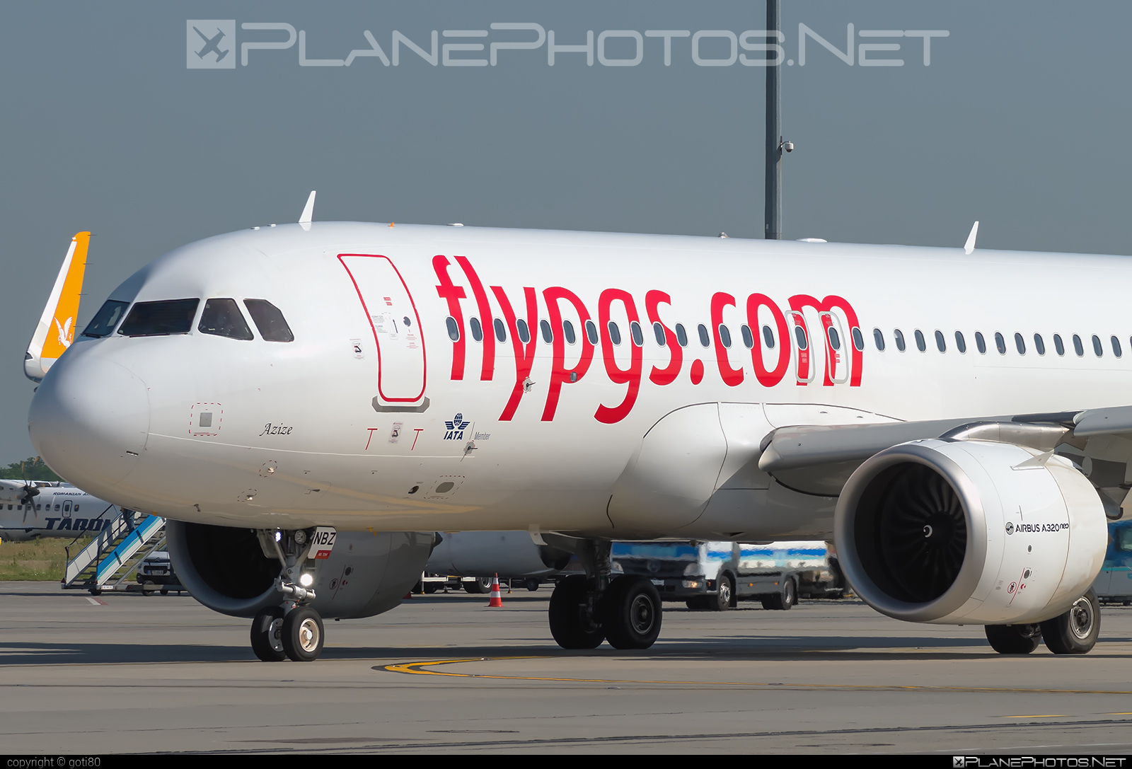 Airbus A320-251N - TC-NBZ operated by Pegasus Airlines #a320 #a320family #a320neo #airbus #airbus320