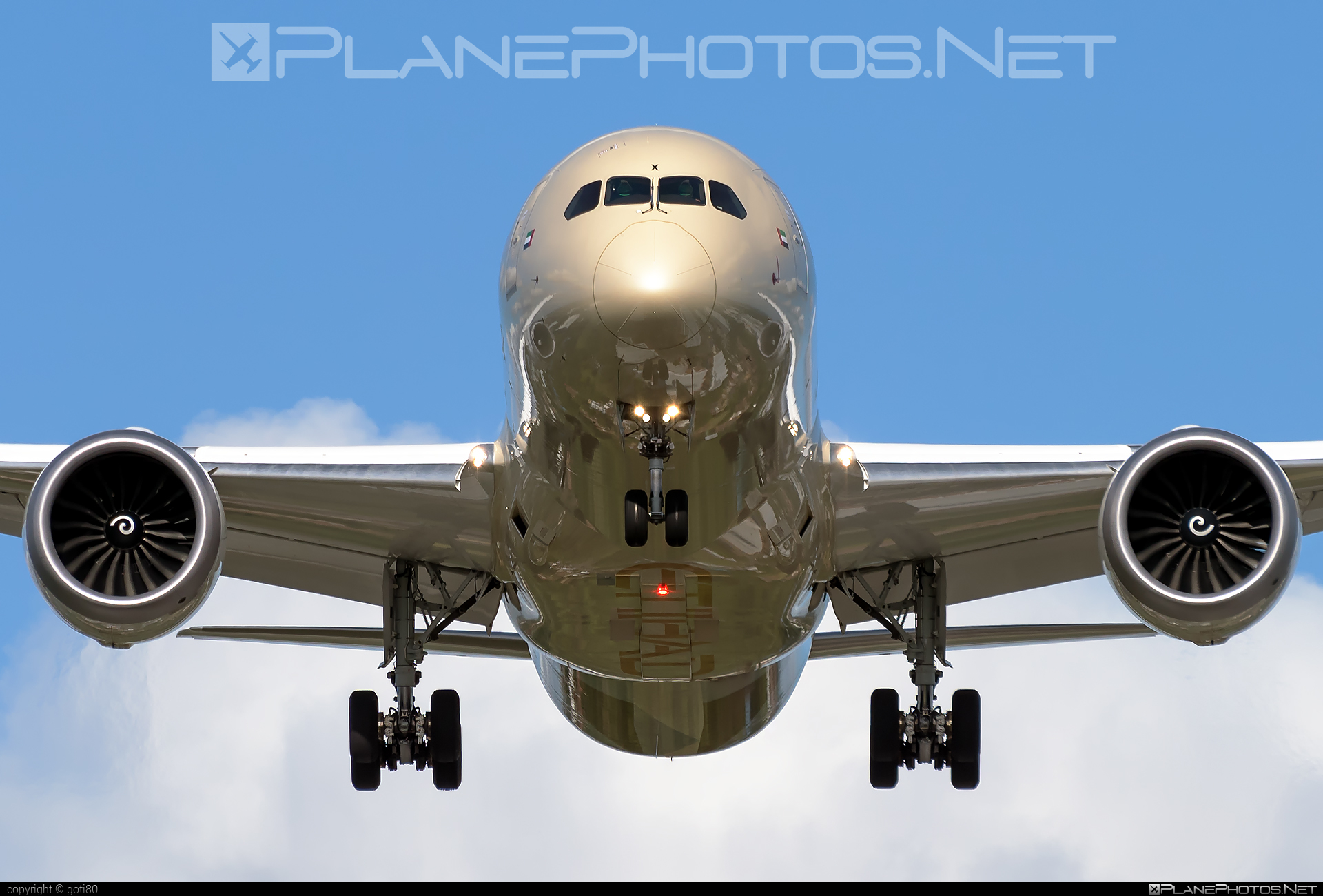 Boeing 787-9 Dreamliner - A6-BLX operated by Etihad Airways #b787 #boeing #boeing787 #dreamliner #etihad #etihadairways