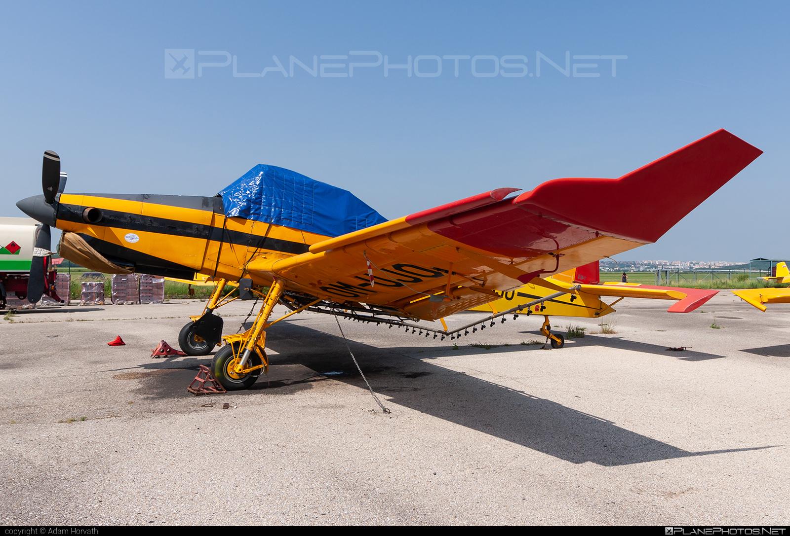 Zlin Z-137T Agro Turbo - OM-UJO operated by AERO SLOVAKIA #aeroslovakia #agroturbo #z137t #zlin #zlin137agroturbo #zlin137t