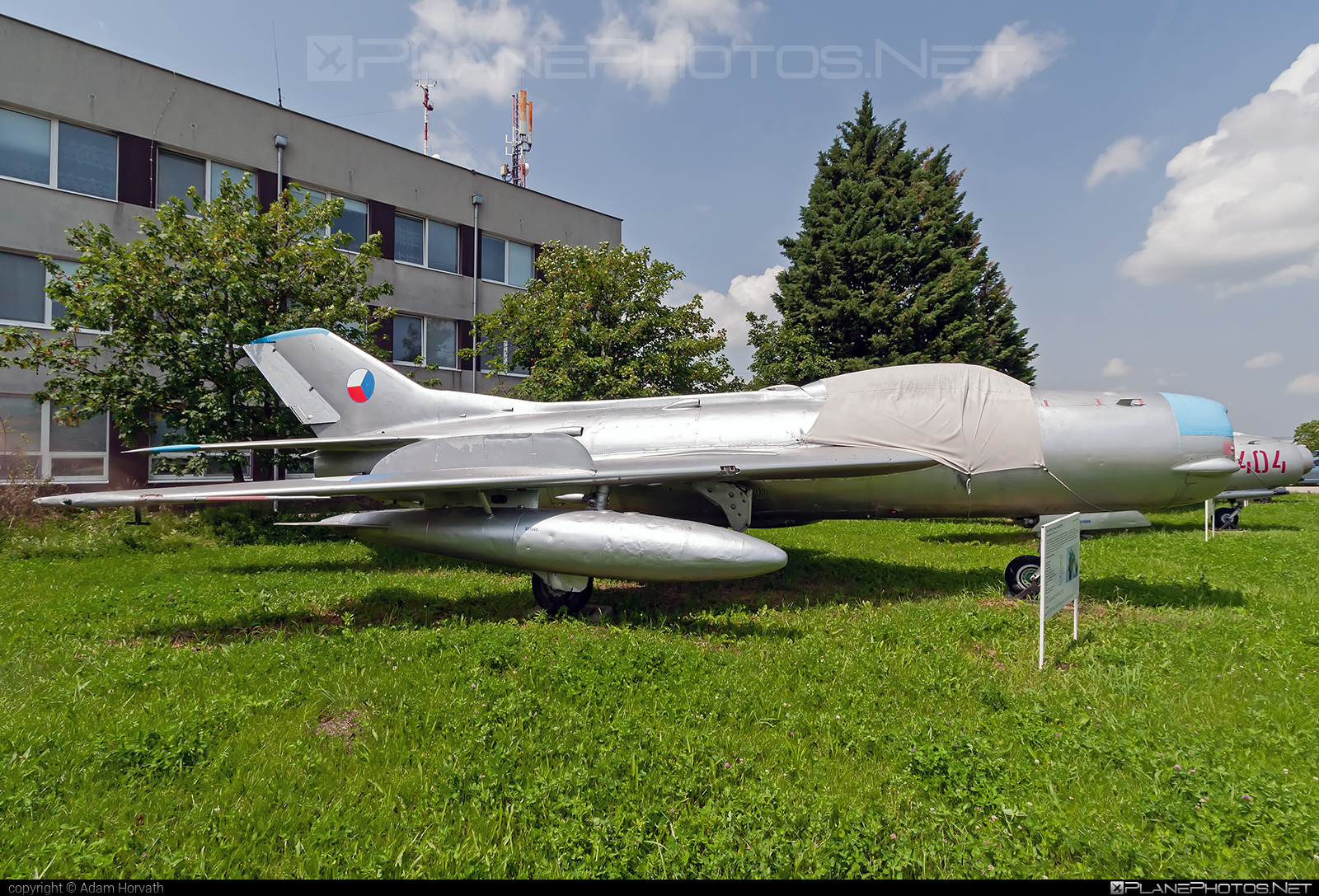 Mikoyan-Gurevich MiG-19PM - 1048 operated by Letectvo ČSĽA (Czechoslovak Air Force) #mig #mikoyangurevich